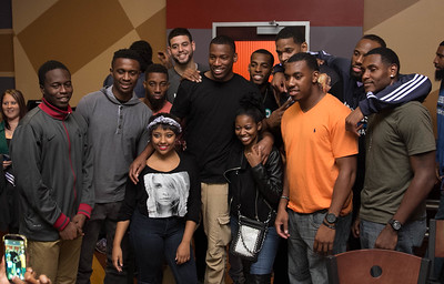2014 Bowling with the Team