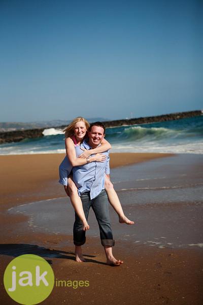 Erin and Joe Engagement