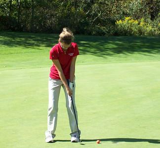 Girls Golf - 2010-2011 - 9/10/2010 Ludington Invitational DW