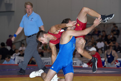 Men's Freestyle Preliminaries, Quarterfinals and Semifinals