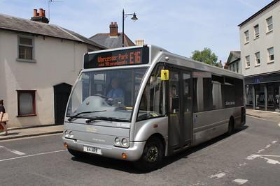 Route E16: Epsom Circular