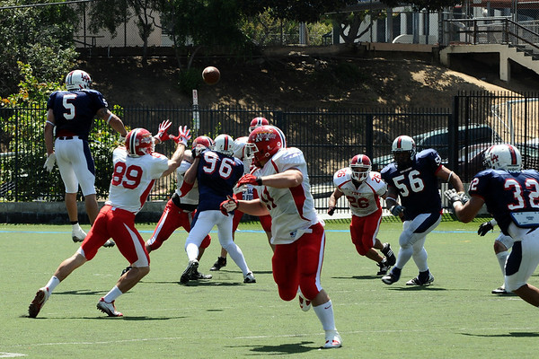FDNY Bravest vs LAPD Centurions May 05, 2012
