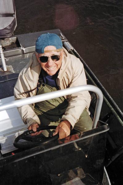 Norman Arnold Senior