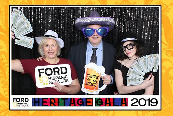 Ford Motor Hispanic Network 2019