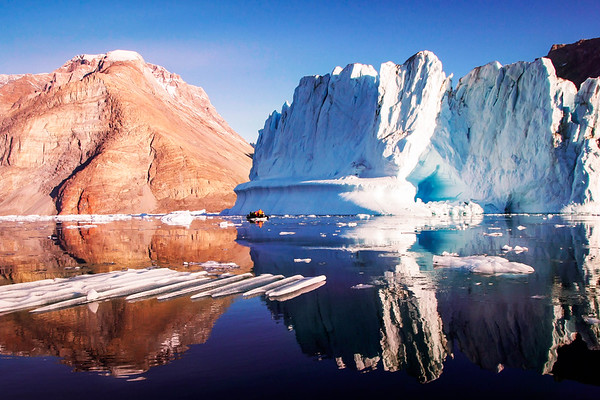 Arctic reflections: My wondrous journey through the fjords of Greenland