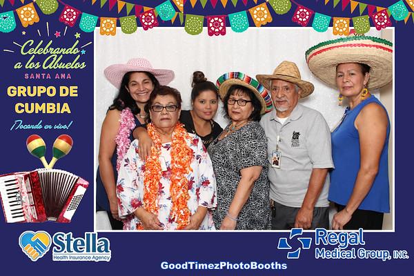 Celebrando A Los Abuelos 9-13-17