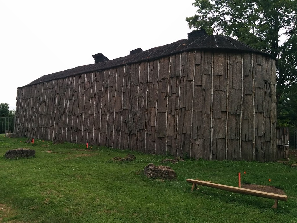 Visit the Iroquoian Village