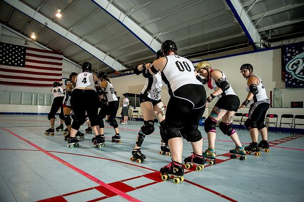 ECDX 2016 G31 - Pirate City Rollergirls vs. Garden State
