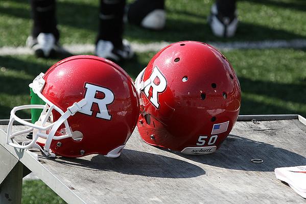 Rutgers vs. West Virginia 10/4/08 Morgantown WV.