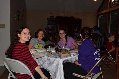 Passover Seder 4/23/11