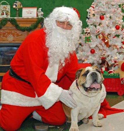 Petco Christmas with Santa