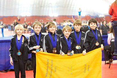 2011 Wisconsin Dells - Boys Level 5