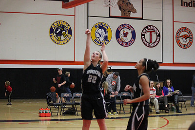<center><b>Dec 2, 2011 <br> Women's Varsity Basketball <br> at Scappoose</center></b>