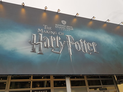 0922 Harry Potter Tour