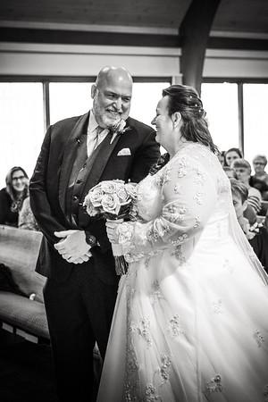 Jeanette + Jeff Wedding