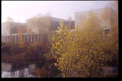 ISU building