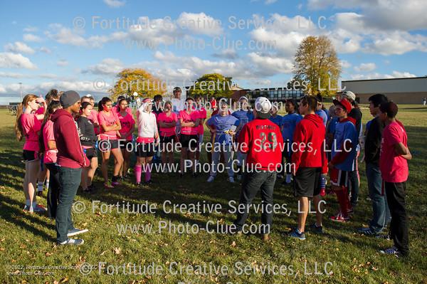 HCS 2012 Powder Puff Football