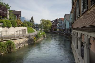 Sarnen, Kanton Obwalden, Schweiz