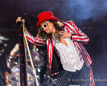 Aerosmith @ Harvey's Outdoor Concert Series 07-03-2015