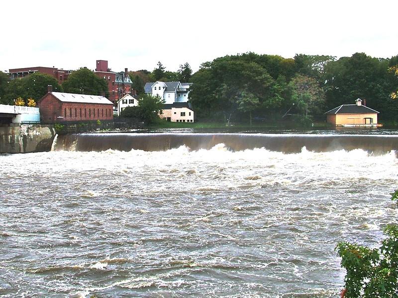 Pawtucket Falls ~ Lowell, MA