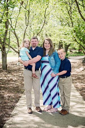The Wallin Family