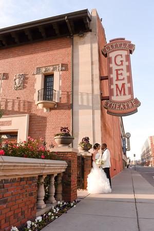 Megan & Nathan Wedding