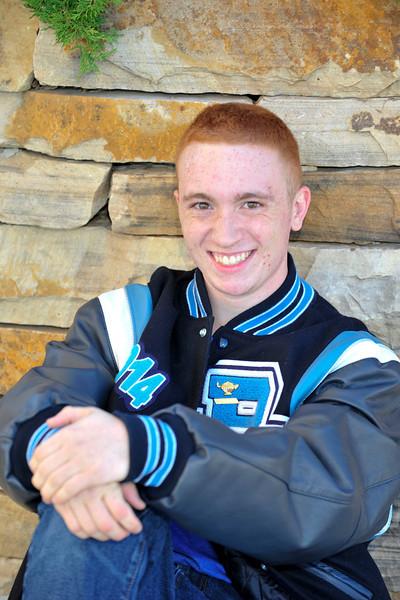 Senior Eric