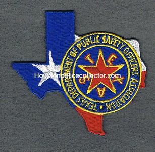 TX DPS Highway Patrol Association