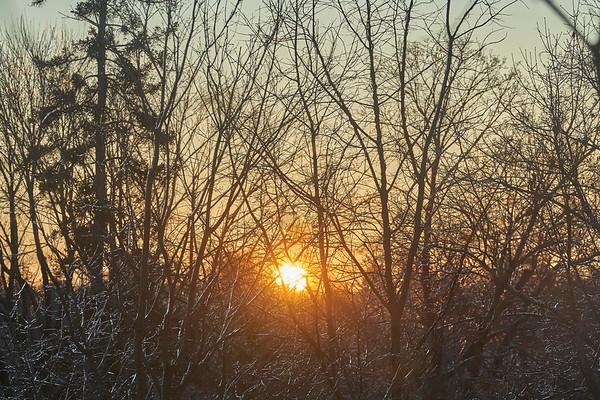 sunriseover7