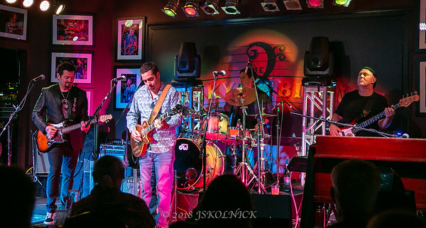 Albert Castiglia/Mike Zito and the guys  Jimmy Pritchard  Brian Menendez Terry Dry Tod Stark John Gros Robert Somerville Cyrus Madan Tim Palmieri-Funky Biscuit 11 16 18 by jskolnickphotography