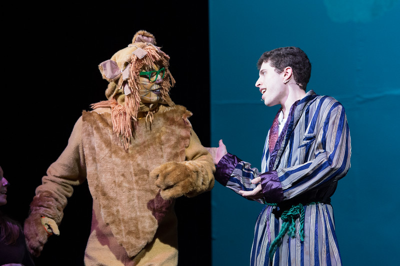 """""""Believe in Yourself"""" -- """"The Wiz"""", Montgomery Blair High School spring musical, March 26, 2017"""