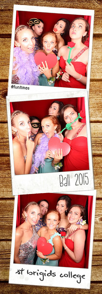 St Brigid's College MIA MAD BALL Photostrips