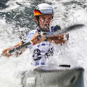 ICF Canoe Kayak Slalom World Cup Tacen 2013