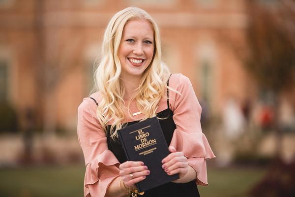 Haylee {Sister Missionary}