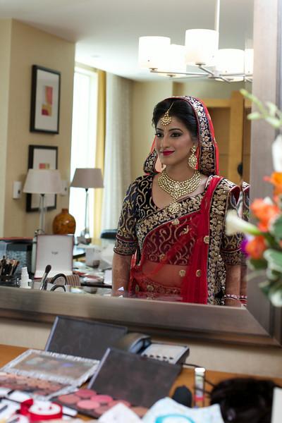 Le Cape Weddings - Indian Wedding - Day 4 - Megan and Karthik Bride Getting Ready 23.jpg