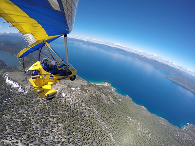 Hangliding Tahoe 2016/2018