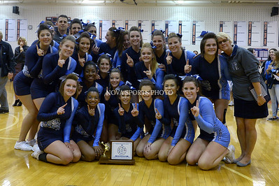 Cheer: 2014 Conference 14 Championship - Stone Bridge 10.23.14
