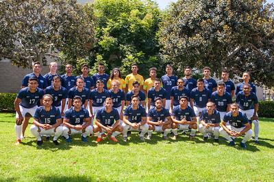2019 HIU Men's Soccer