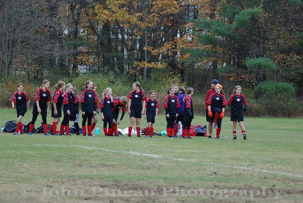 2010-10-24 Strikers vs Kennebunk