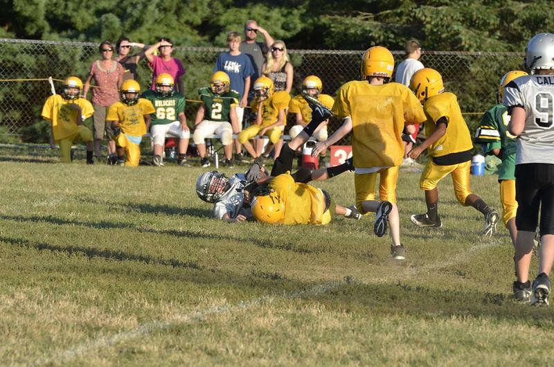 Wildcats vs Raiders Scrimmage 139.JPG