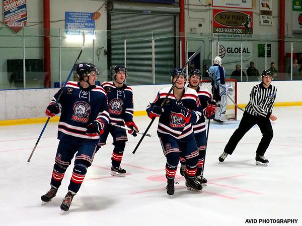 Okotoks Bisons Junior Hockey