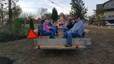 Generations Bonfire and Hayride 2016