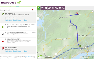 XC Location Maps
