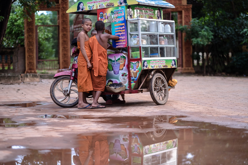 Young Monks and Ice Cream.jpg