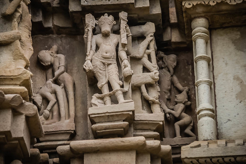 Khajuraho Temple Guide
