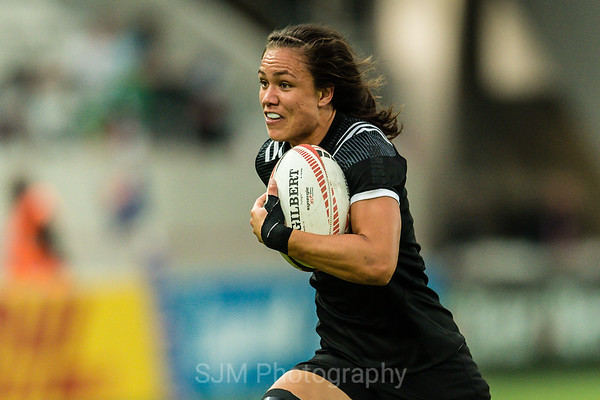 New Zealand - HSBC 7s Paris 2018 - Men and Women games