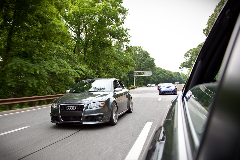 2010 NYC Area RS4 Drive
