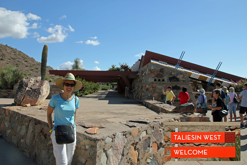 Frank Lloyd Wright's Taliesin West