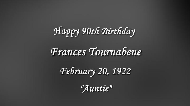 Auntie Frances 90th Birthday.mp4