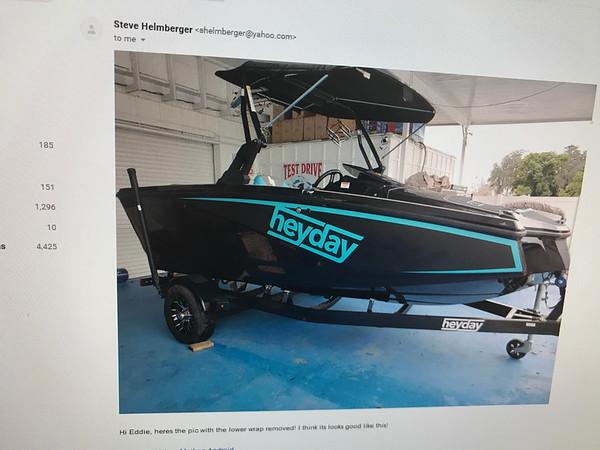 New Boat!